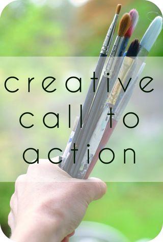 Creative call copy
